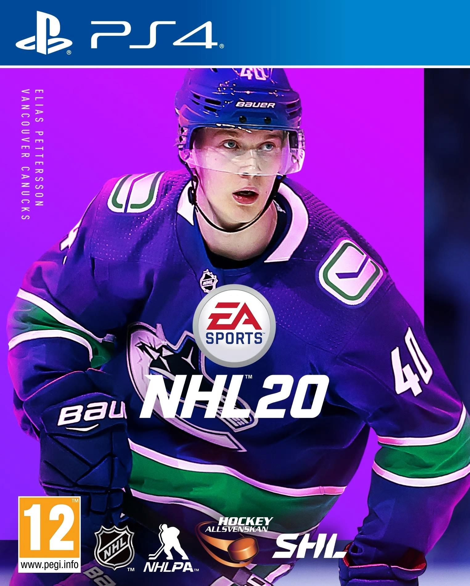 Nhl 20 Playstation 4 Nhl Fifa Call Of Duty