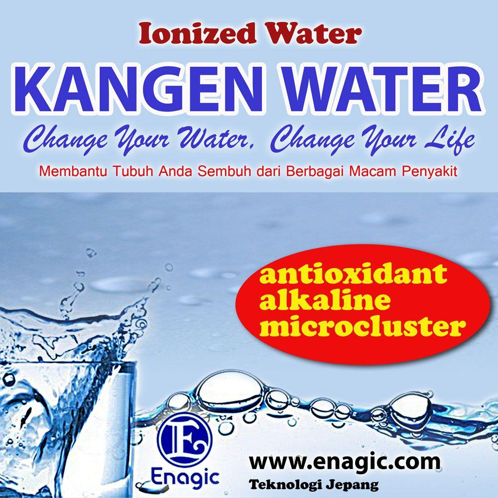 Kangen Water Bali Kampoeng Kw Bali 081338479617 Tubuh Jepang Teknologi