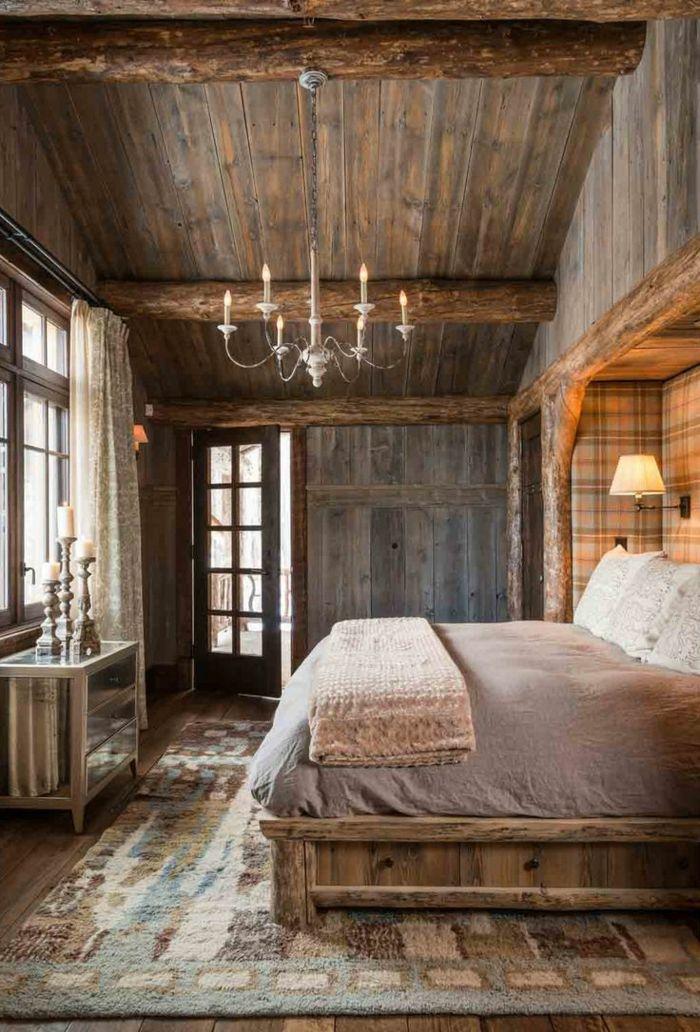 Le meuble massif, est-il convenable pour lu0027intérieur? - mur en bois interieur