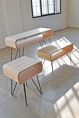 Table Basse Metro Coffee Xl Boom Bois Naturel Made In Design Table Basse Rectangulaire Table Basse Style Table Basse