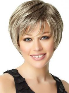 Short Hairstyle Love The Cut Highlights Looks Very Easy To Care For