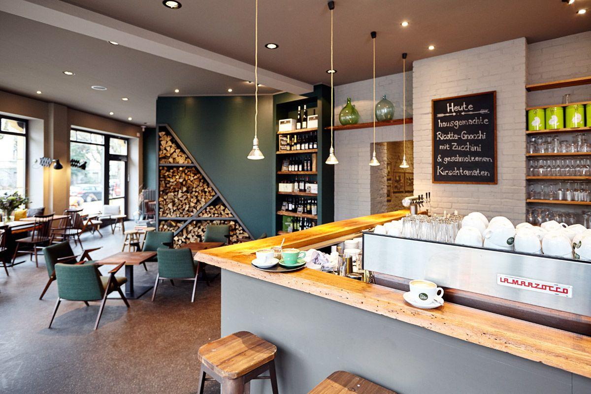 Frau Lüske, Kaffeehaus in Berlin-Lichterfelde