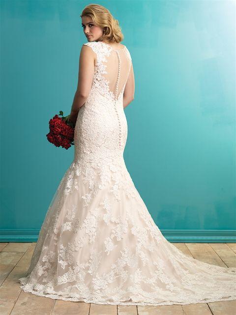 Allure Bridals W364