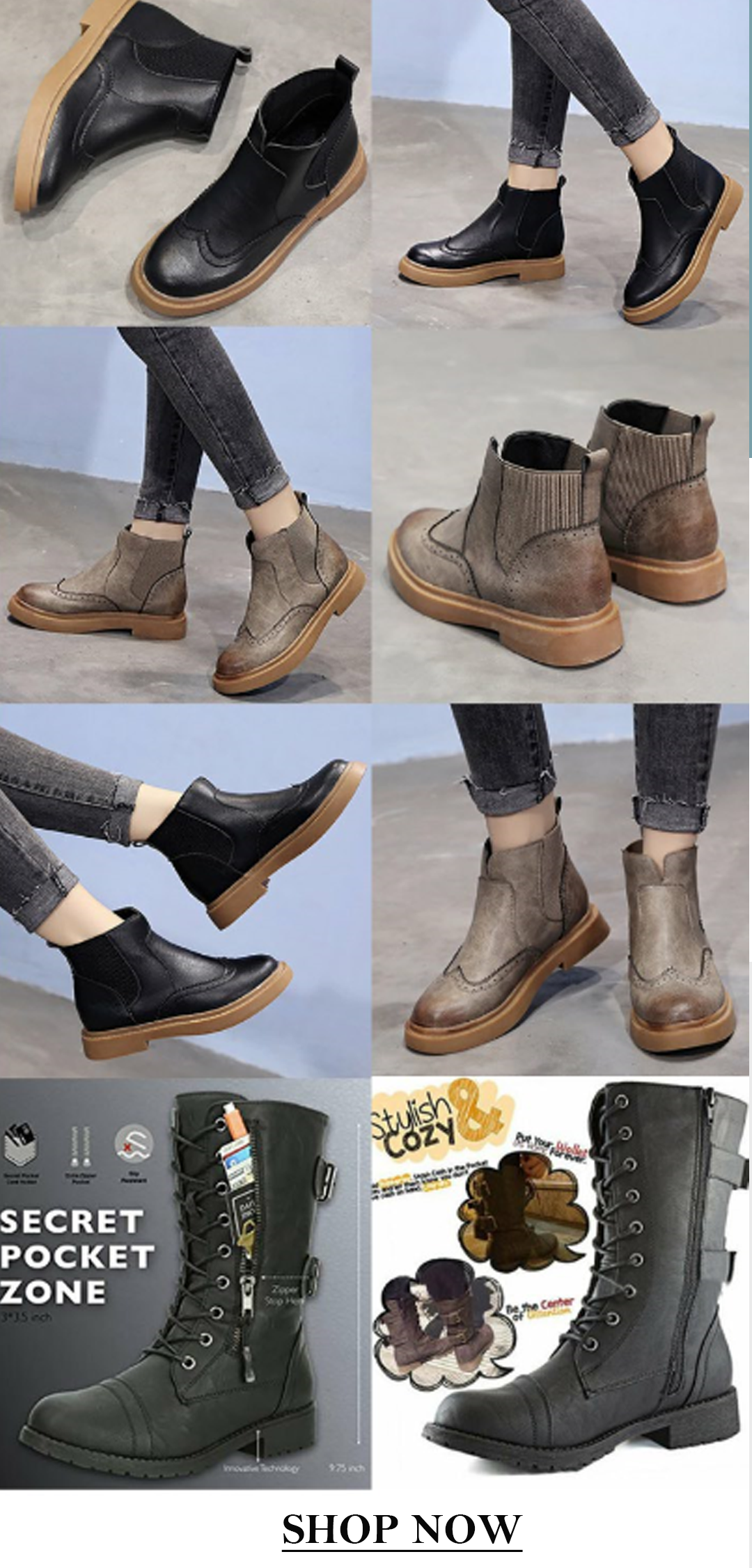 Top sale shoes for you #fall boots