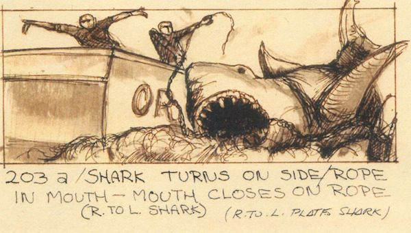 Awesome Storyboards From  Of Your Favorite Films  Storyboard
