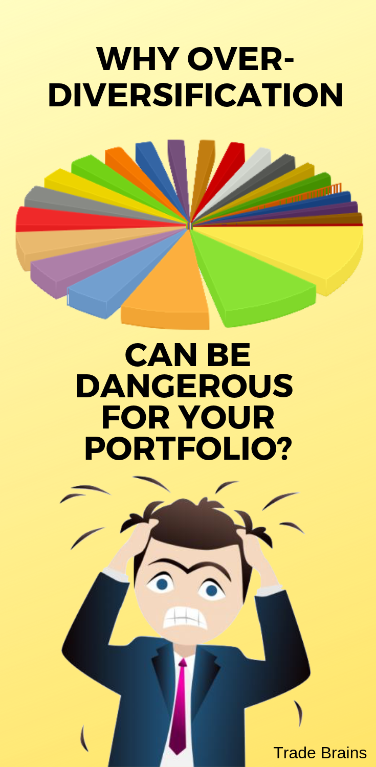 Why Over-Diversification can be Dangerous for your Stock Portfolio? #stockportfolio