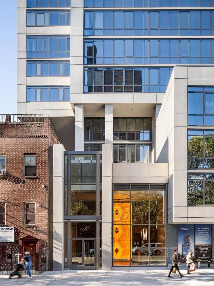 1399 Park Avenue Apartments Hill West Architects Park Avenue Apartment Architect Park Avenue