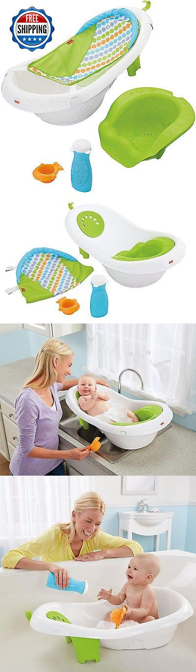 Fisher-Price 4-in-1 Sling N Seat Tub | Fisher price, Tubs and Fisher