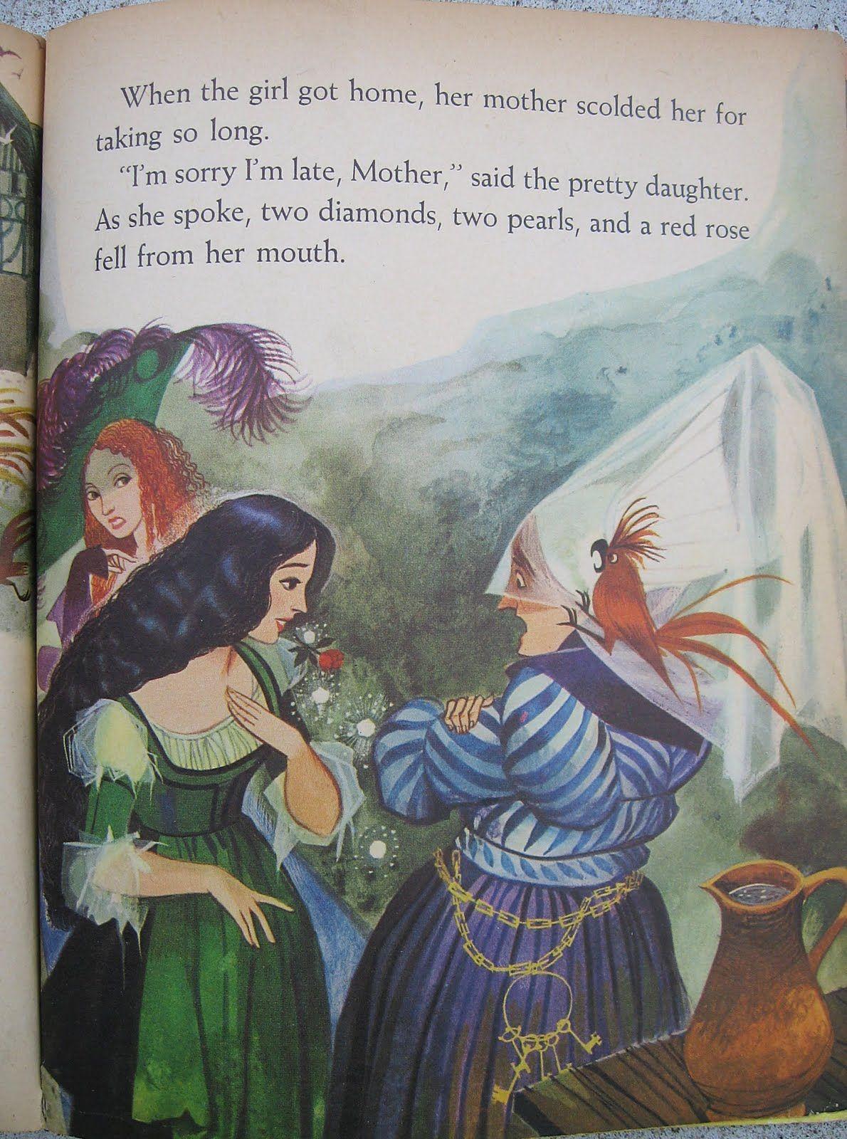 November 2009 fairytale illustration fairytale art