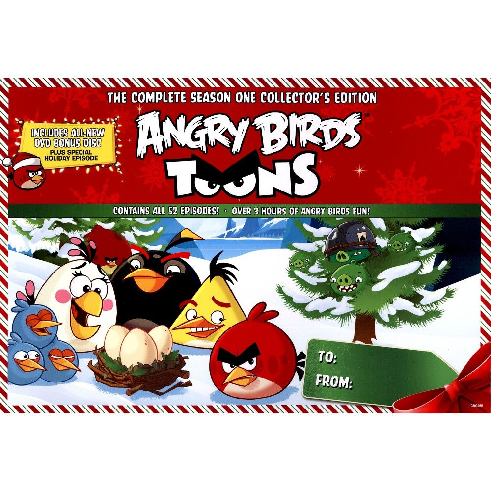Angry Birds Toons: The Complete Season One [2 Discs]