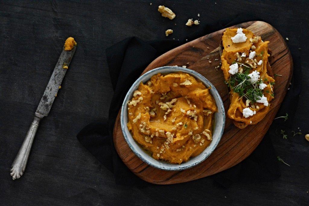 Kitchen story | Pomazánka z batátů | http://www.kitchenstory.cz