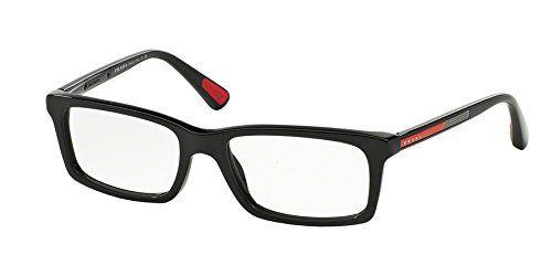 eb9a714e9e0 Prada Linea Rossa Mens PS 02CV Eyeglasses