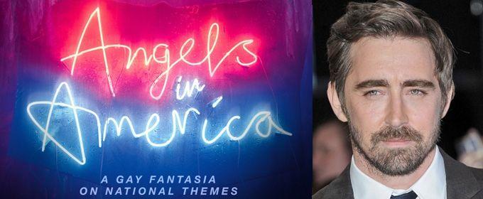 Breaking News Lee Pace Joins Angels In America On Broadway Lee