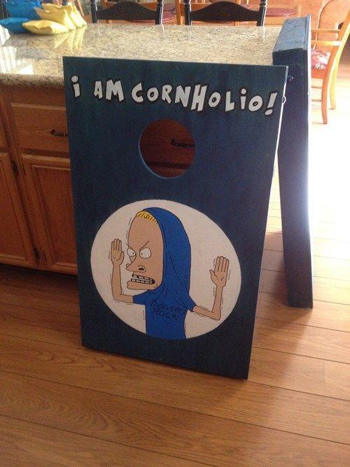 Wife cornhole sex