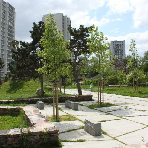 serge renaudie atelier ville paysage jardins publics pieds d 39 arbre urbanisme paysagiste. Black Bedroom Furniture Sets. Home Design Ideas