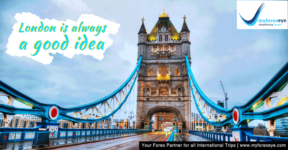 London With Best Foreign Exchange Rates