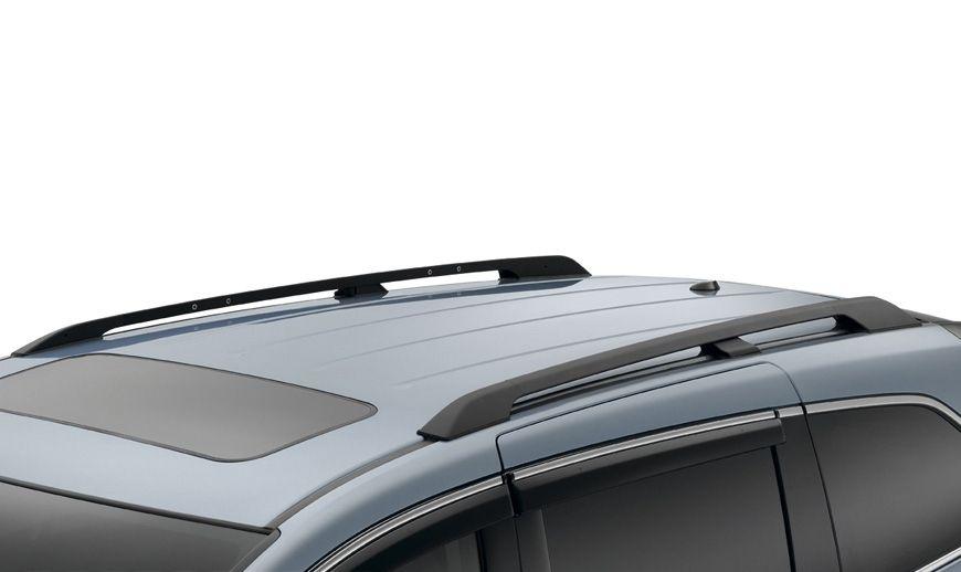 2011 2016 Honda Odyssey Roof Rails Honda Accessories Honda Odyssey Roof Rails