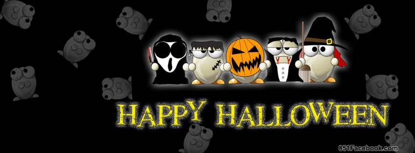 free halloween banners for facebook