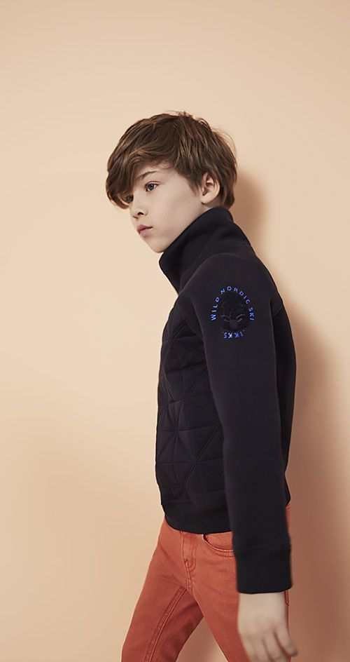 nice cheap really cheap new appearance Look pour garçon, collection IKKS Kid Boy automne-hiver 2016 ...