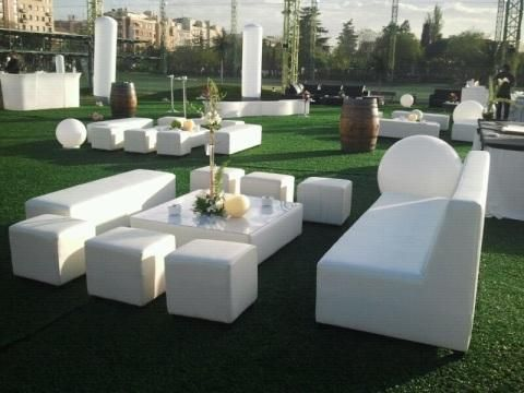 Alquiler de muebles chill out tu espacio chill out para for Muebles chill out exterior
