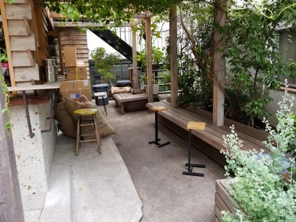 Onibus Coffee オニバスコーヒー 中目黒駅チカなのに落ち着けるコーヒー店 ナカメディア コーヒー店 コーヒー 中目黒