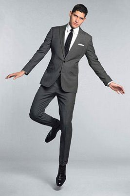 What He Wears  Sartorial Demon- The Boxy Suit   Suits   Pinterest 5cfdf5c016c2