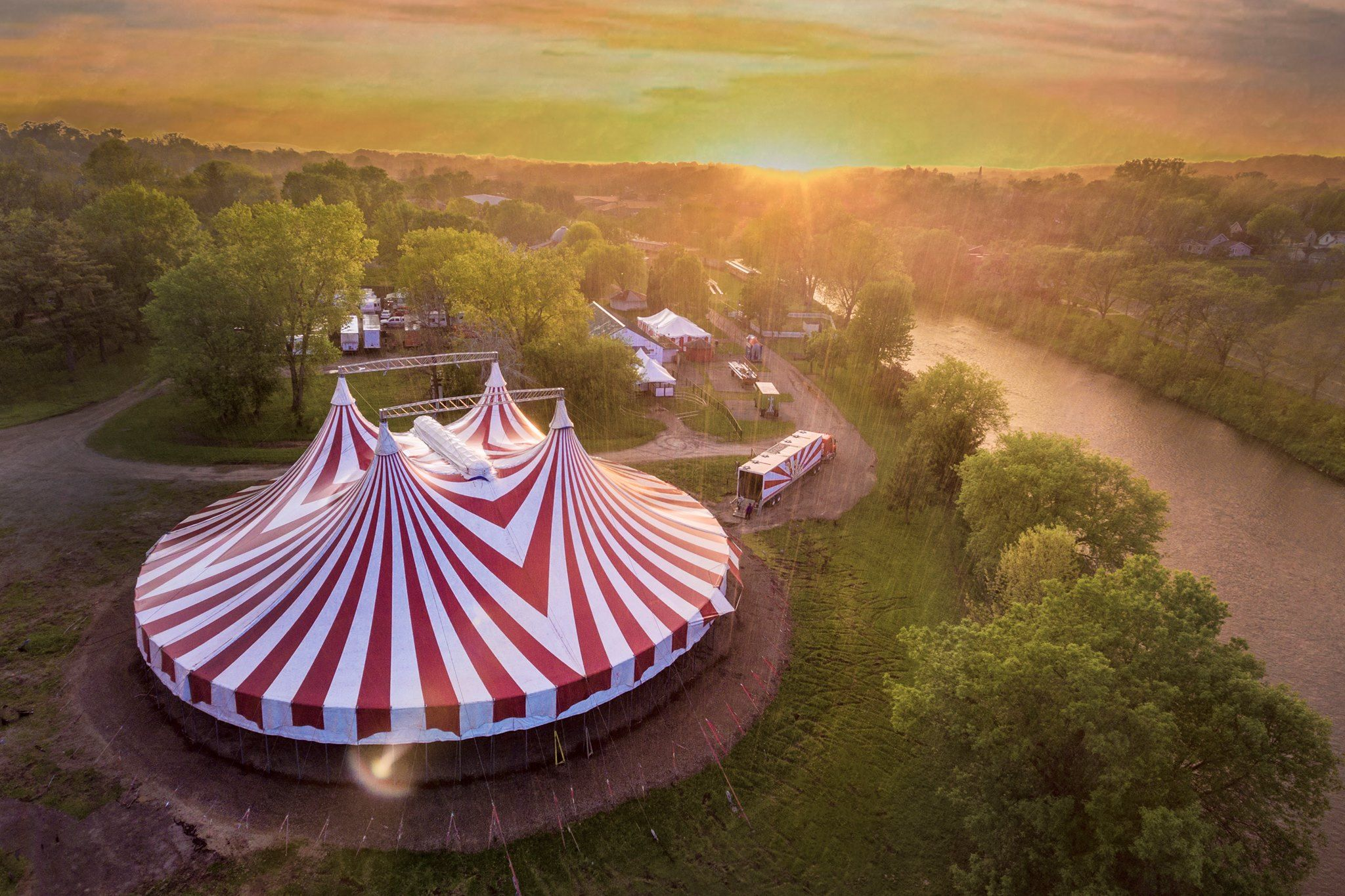 Big Top Circus In Wisconsin Been There So Much Fun Big Top