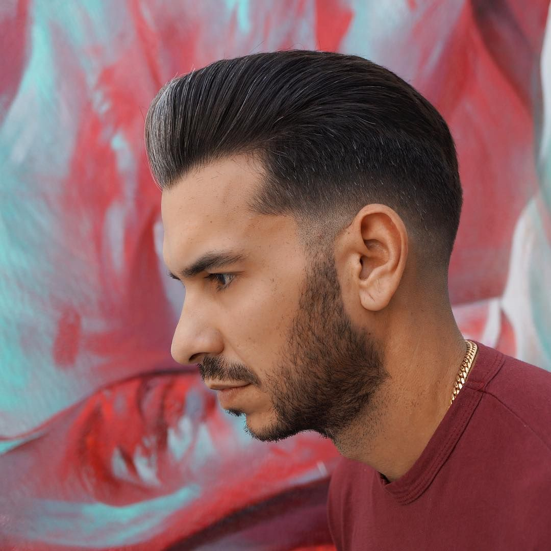 Nice 80 Flirtatious Side Part Haircuts For Men Choose Your Style