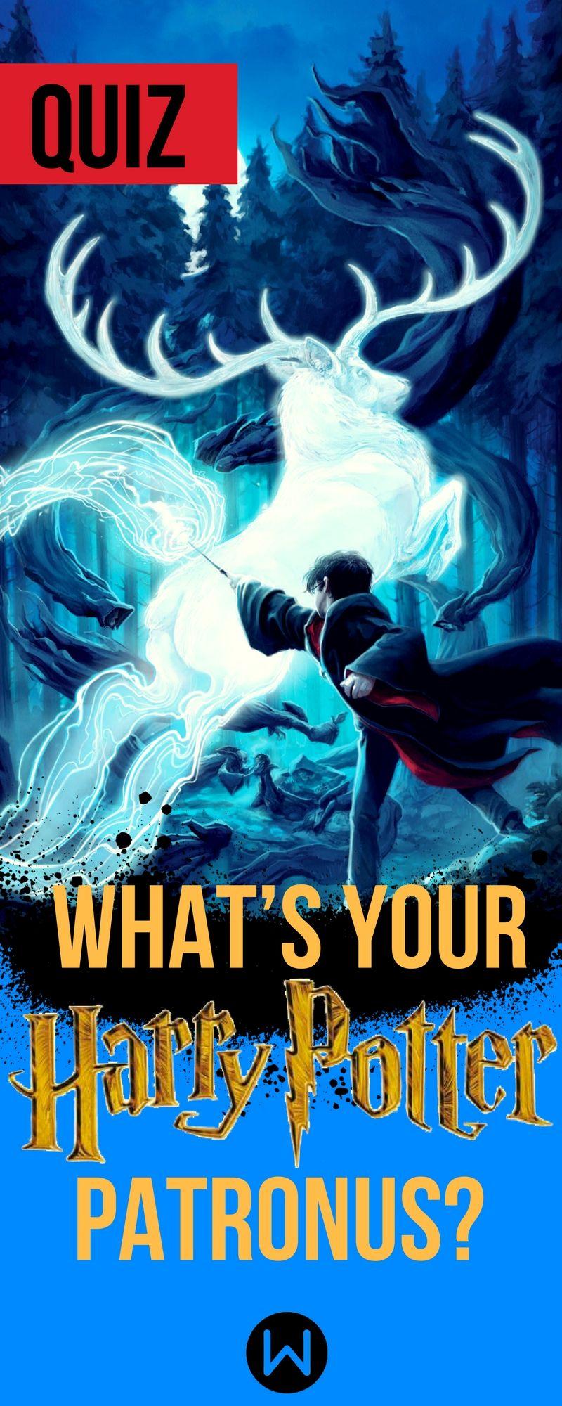 Quiz: What's Your Harry Potter Patronus? | Harry Potter