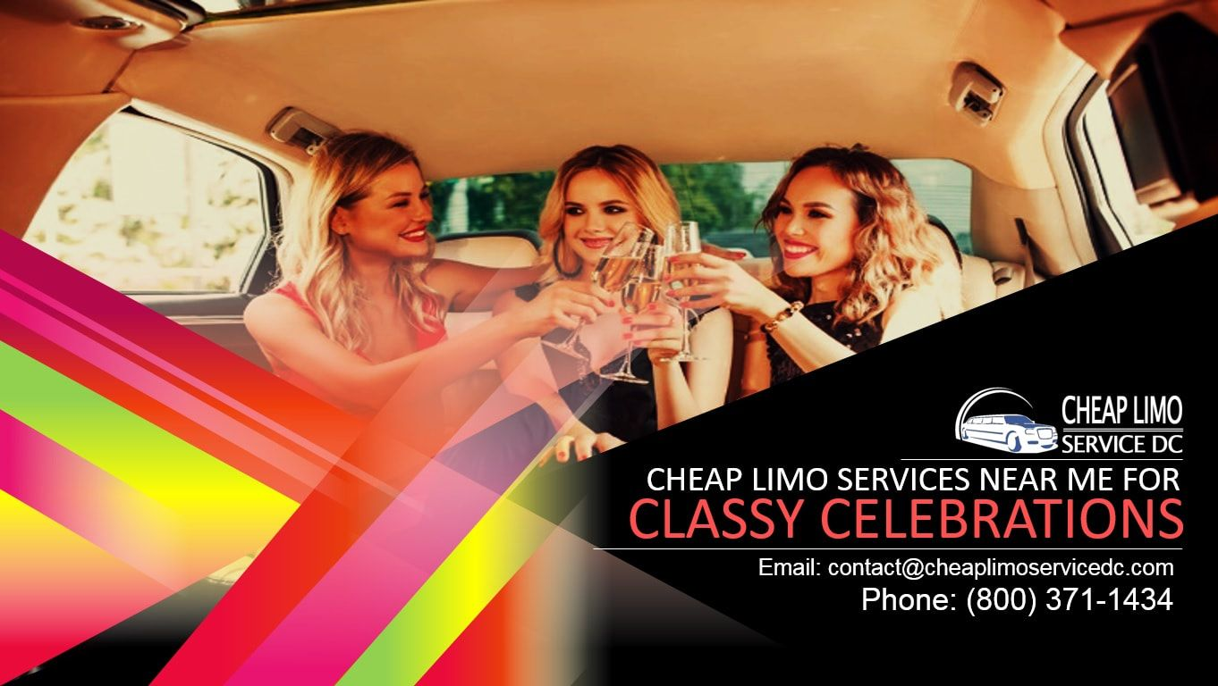 Pin by Cheap Limo Service DC on Limo Service Near Me