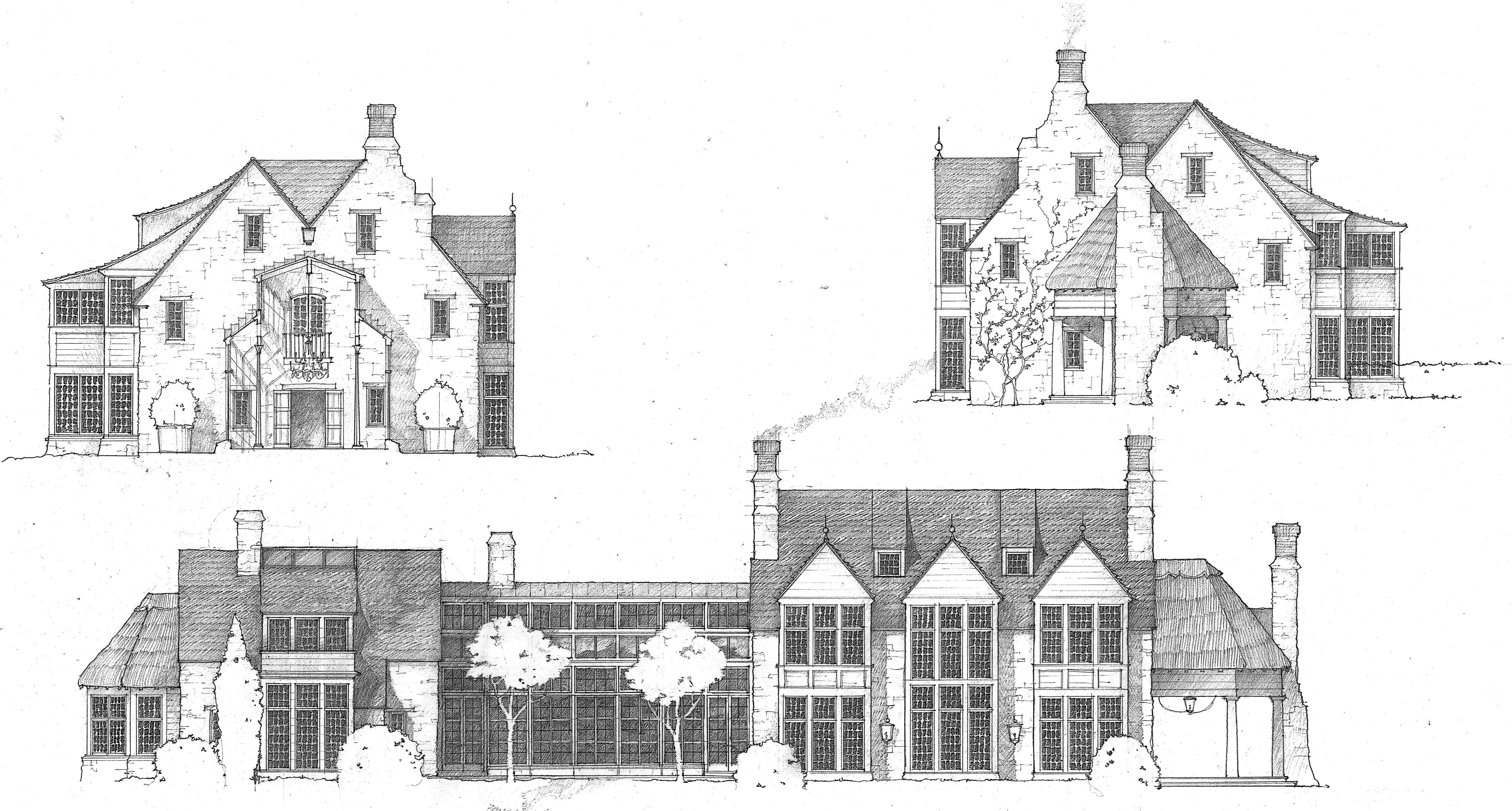 Domestic Architecture in addition 495818240198569847 furthermore 237283474090459186 in addition 495818240198569847 also Drawings. on bobby mcalpine house exteriors