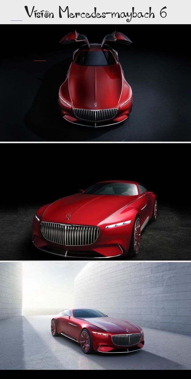 Photo of Vision Mercedes-maybach 6 – Dekorasjonsvisjon Mercedes-Maybach 6 #Vision #Merced …