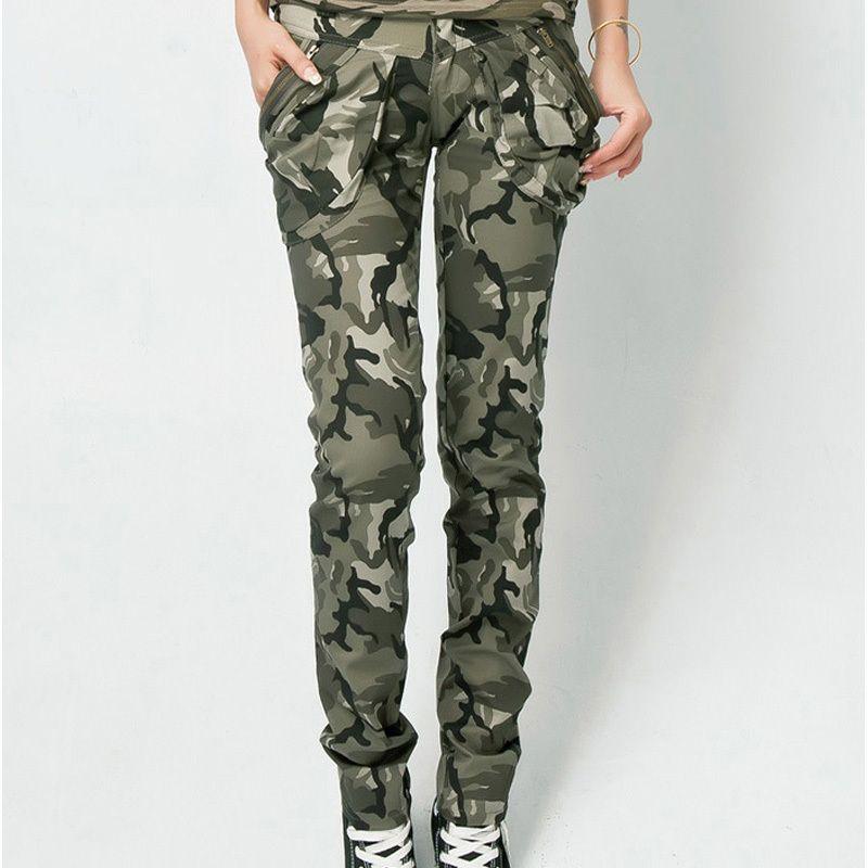 comprar baratas 98c75 23189 Resultado de imagen para pantalones camuflados para mujer ...