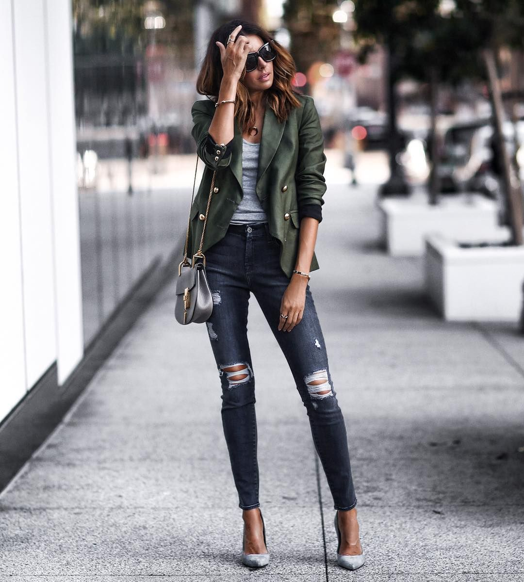 CHIC polished & distressed