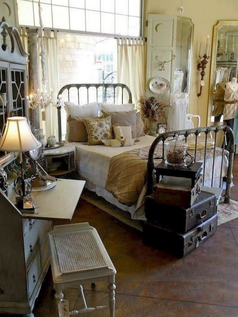 40 Amazing Vintage Bedroom Ideas Decorating Vintage Bedroom