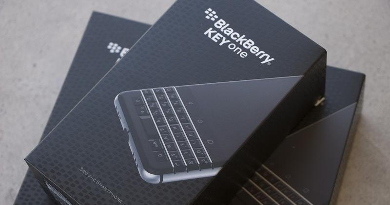 Why I'm still using a BlackBerry KEYone in Spring 2018 | Tech