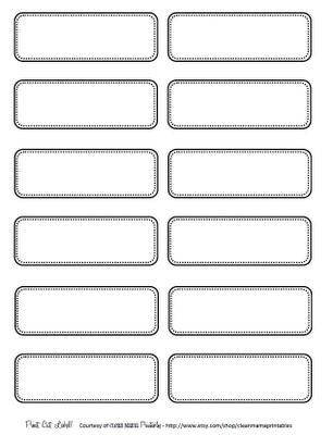 Freebie Simple Printable Labels Labels Printables Free Labels Printables Free Templates Printable Labels