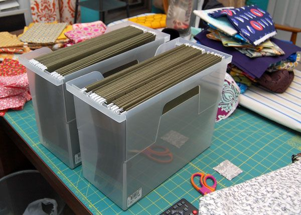 File Bins For Ikea Expedit Shelves