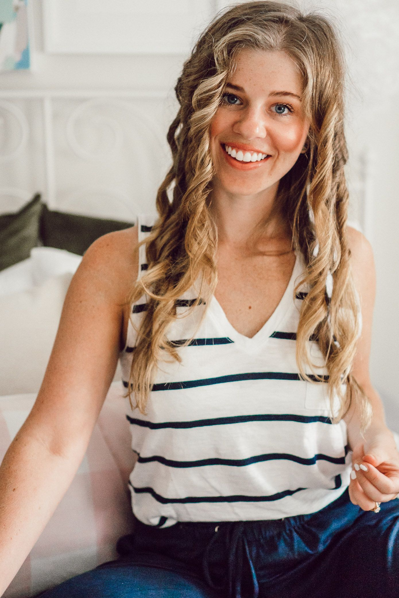 Two Easy Summer Hairstyles With Conair Louella Reese Hair Styles