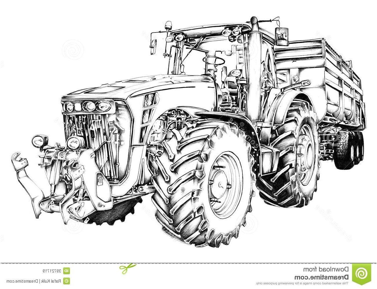 Coloriage à Imprimer Tracteur Fendt Gratuit | Coloriage ...