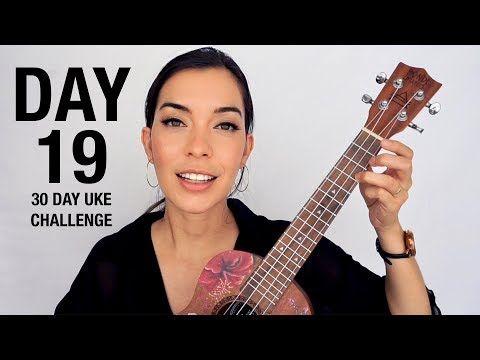 30 Day Ukulele Challenge - YouTube in 2020 | Music ...