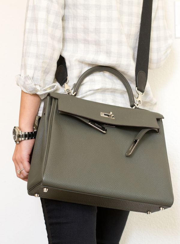f6d5dcab2dc Kelly crossbody w canvas strap | My Style | Hermes kelly bag, Hermes ...