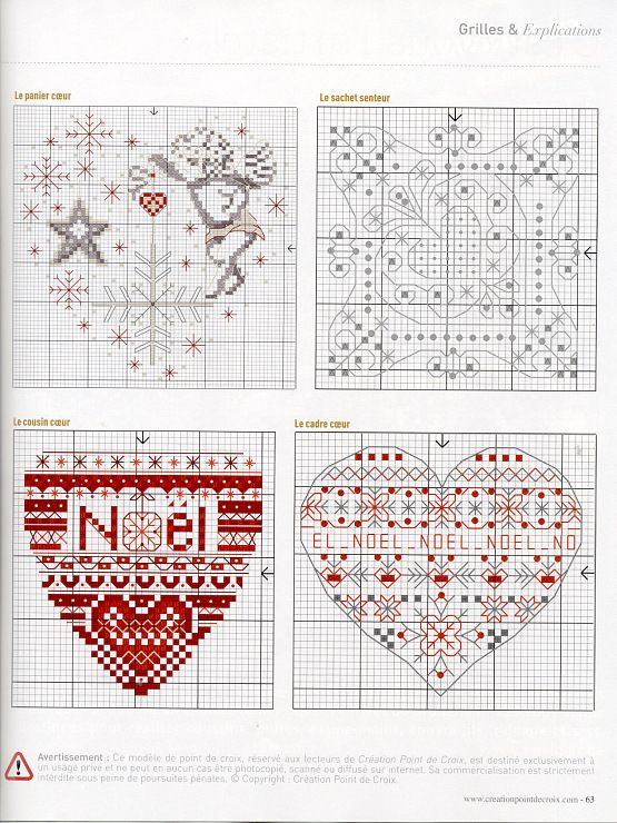 Gorgeous French cross-stitch
