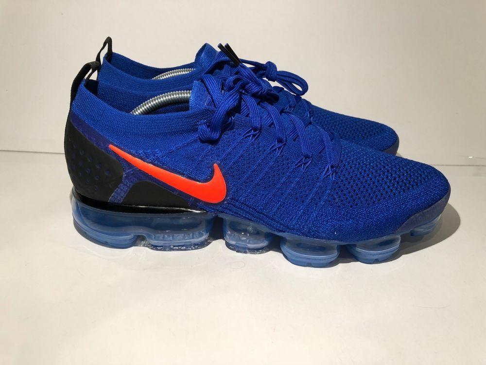 24850d41256 Nike Air Vapormax Flyknit 2.0 SZ 11.5 Racer Blue Black Total Crimson 942842- 400  fashion  clothing  shoes  accessories  mensshoes  athleticshoes (ebay  link)