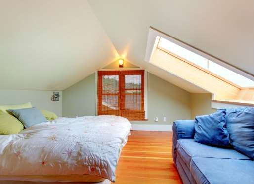 10 Problems You Can Solve With Paint Loft Room Attic Renovation Attic Bedroom