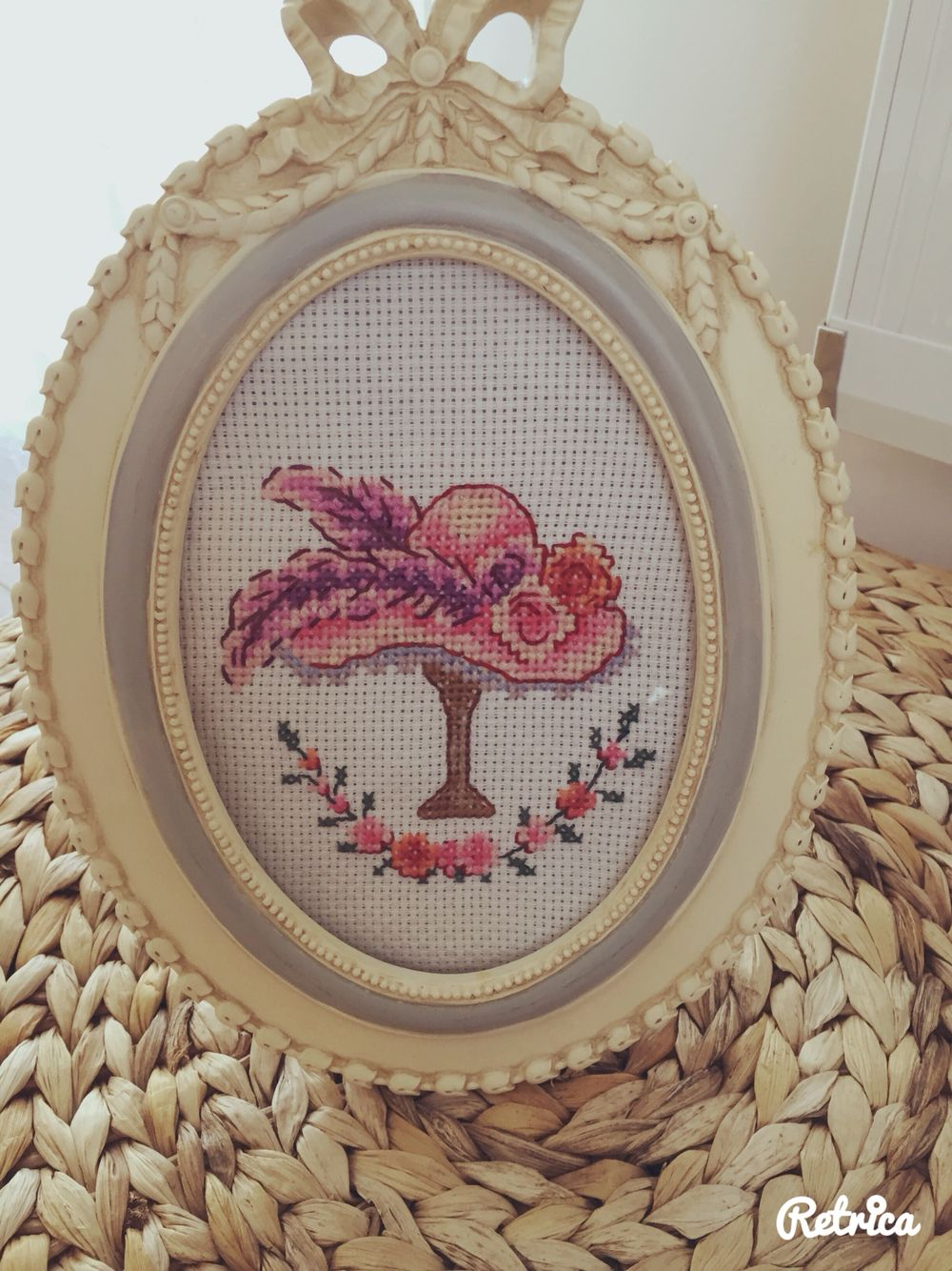 Own production #crossstitch