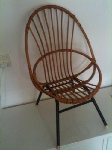 Retro Rotan Kinderstoeltje.Vintage Retro Rotan Kinderstoel Haacht Enora S Room Pinterest