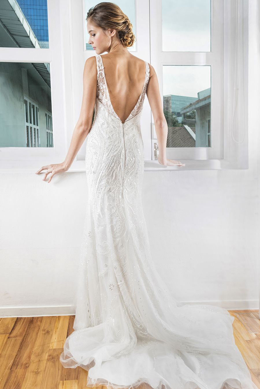 An Interview with The Gown Warehouse + a Giveaway | Beaded wedding ...