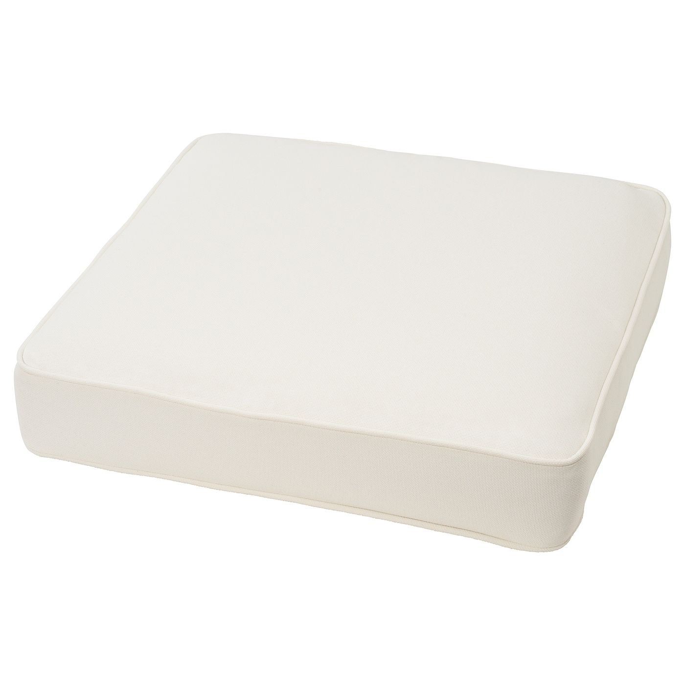 Ikea Jarpon Cover For Seat Pad Outdoor White In 2020 Seat Pads