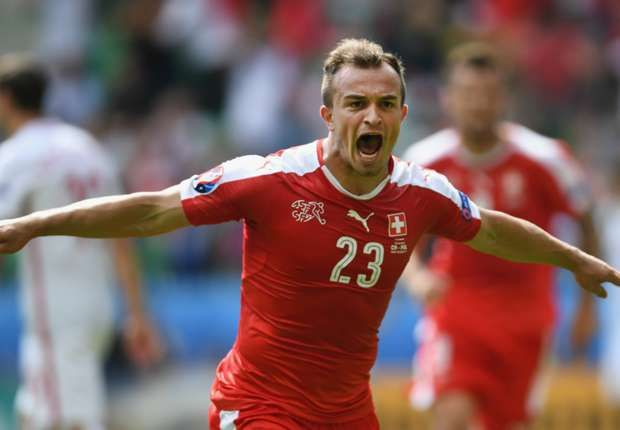 Shaqiri Laughs Off Borussia Dortmund Rumours Borussia Dortmund Match Of The Day Fifa World Cup